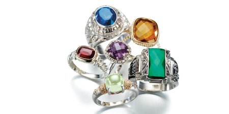 Class Ring Stones