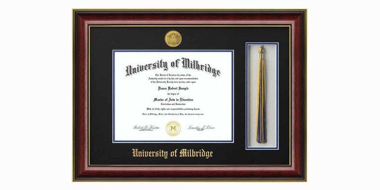 Diploma Frames Jostens