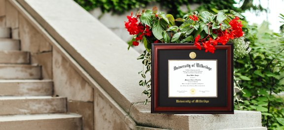 College Diploma Frames