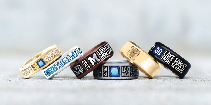 High School Class Rings | Jostens
