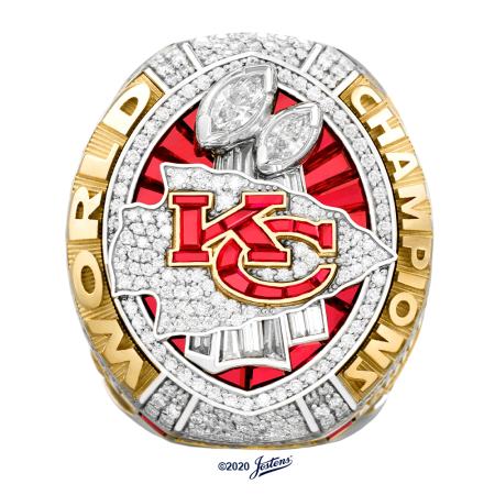 Kansas City Chiefs Super Bowl Ring
