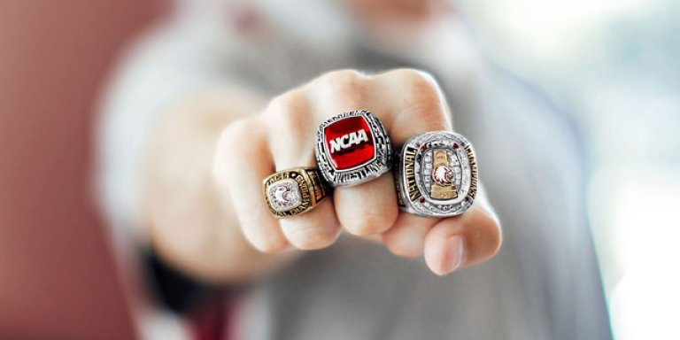 college rings