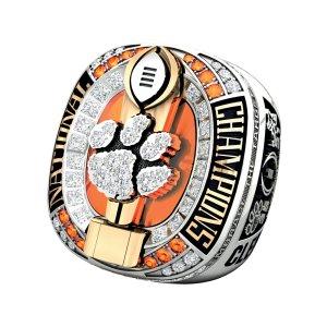 2016 Clemson Football Ring
