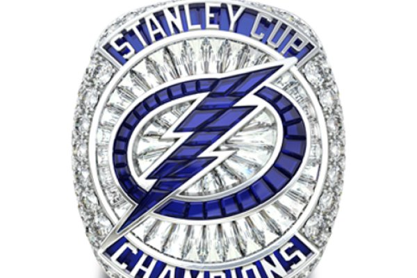 Jostens and the Tampa Bay Lightning Commemorate Back-to-Back Stanley Cup Wins with a Record-Breaking Ring Set with Over 30 Carats of Genuine Stones