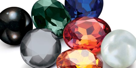 Faceted Premium Stones