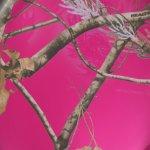 RealTree Camo AP Dark Pink