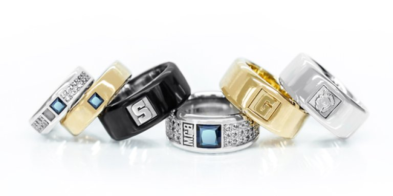 class band rings