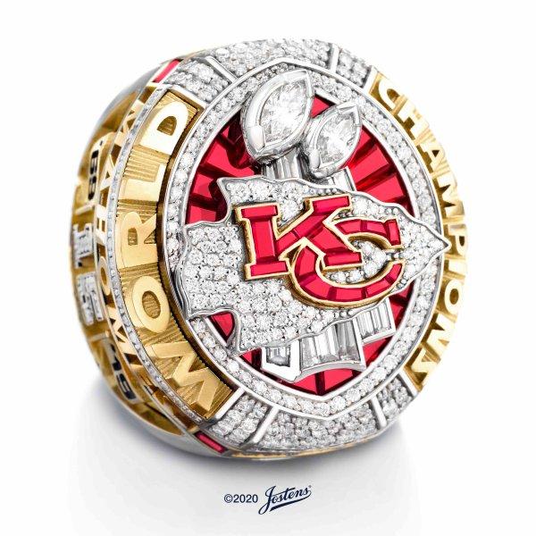 Jostens creates Super Bowl LIV Championship Ring for the Kansas City Chiefs