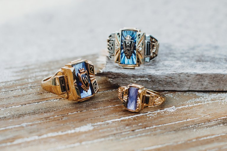 Heritage Ring Collection