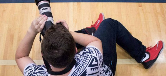 [Part 1] Tips for Indoor Sports Photography