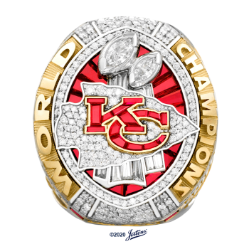 Kansas City Chiefs Super Bowl Championship Ring