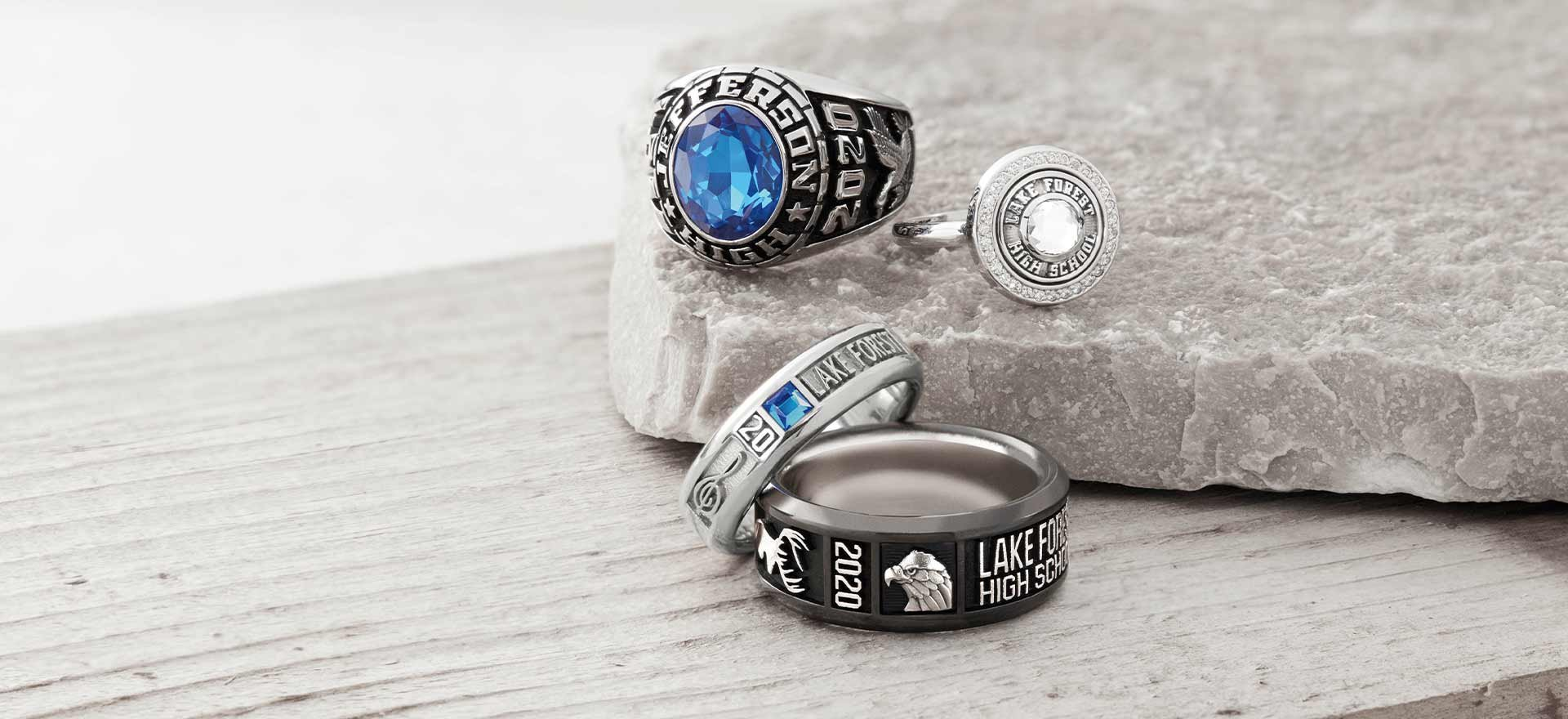 Design Your Custom Class Ring Jostens