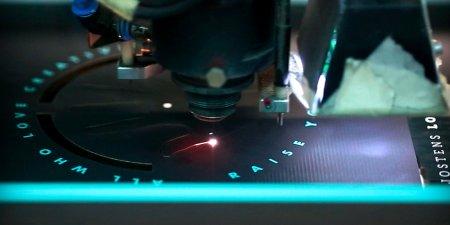 We've Got Lasers
