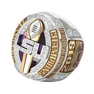 2019 LSU Champ Ring
