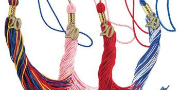 Tassels and sashes