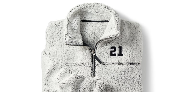 Graduation Sherpa Jacket