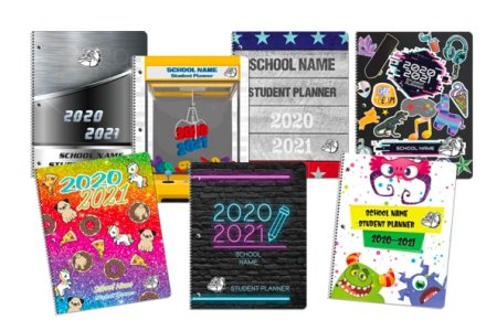 High School Planners by Meridian) Image 2